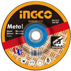 Δίσκος Κοπής Μετάλλων 115mm
