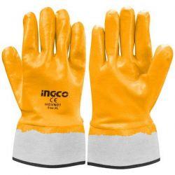 Γάντια Νιτριλίου Βαριάς Χρήσης