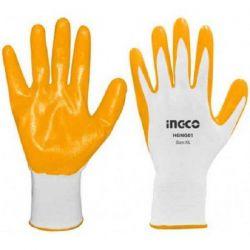 Γάντια Νιτριλίου L