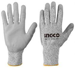 Γάντια PU Αντοχή Στα Κοψίματα L