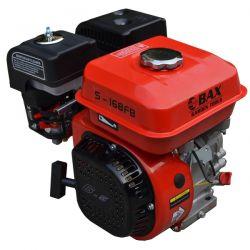 Κινητήρας Βενζίνης 196cc - 6.5HP Σφήνα