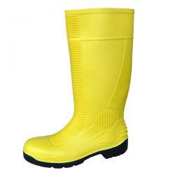 Μπότα Ασφαλείας Κίτρινη