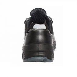 Παπούτσι Ανδρικό Μαύρο Με Σίδερο Talan - Styler