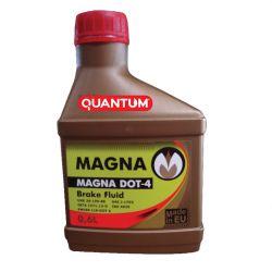 Υγρά Φρένω 0,6lt Magna Brake Fluid DOT 4 Quantum