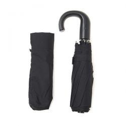 Ομπρέλα Με Χειρολαβή Μαύρη 54cm