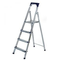 Σκάλα Μεταλλική 3+1