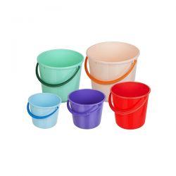 Κουβάς Νερού Πλαστικός 5Lit
