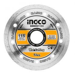 Δίσκος Διαμαντέ 230mm Δομικών Υλικών Ingco
