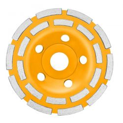 Μεταλλικός Δίσκος Λείανσης Δομικών Υλικών 125mm Ingco