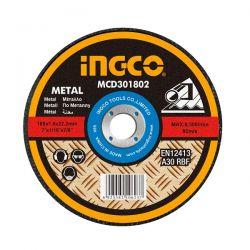 Δίσκος Κοπής Μετάλλων 180x1.6mm
