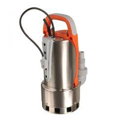 Υποβρύχια Αντλία Ακάθαρτων Υδάτων Ιnox Με Ηλεκτρονικό Φλοτέρ Sensor 1.100W