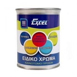 Ειδικό Χρώμα Για Δύσκολες Επιφάνειες Λευκό 0,75Lit