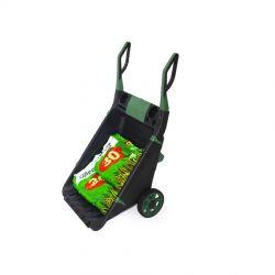 Καρότσι Κήπου Πλαστικό Roll It All 80Lit BAX