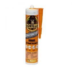 Κόλλα Σφραγιστική Μονταρίσματος Για Δομικά Υλικά Φυσίγγιο 290ml Gorilla