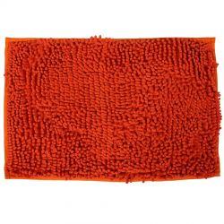 Πατάκι Μπάνιου πορτοκαλί 57x38cm