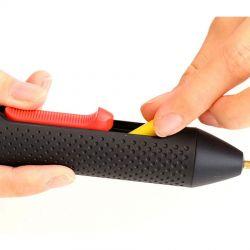 Ανταλλακτικά Θερμοκόλλας Gluey Glitter Μικτά 70 Τεμαχίων Bosch