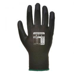 Γάντια Μηχανικού 12τεμ Μάυρα Portwest