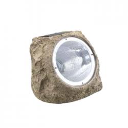 Ηλιακό Φωτιστικό ''Rock'' 13x12x11cm