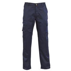 Παντελόνι Εργασίας Μπλε Axon Top