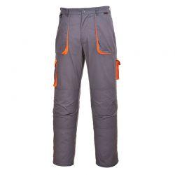Παντελόνια Εργασίας Γκρι-Πορτοκαλί Portwest