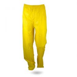 Αδιάβροχο Παντελόνι PVC Κίτρινο Rain Pants