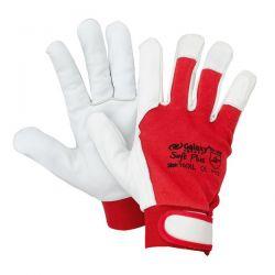 Γάντια Δερματοπάνινα Soft Plus