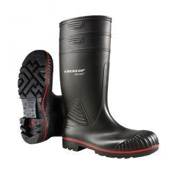 Μπότα Ασφαλείας Μαύρη S5 Acifort
