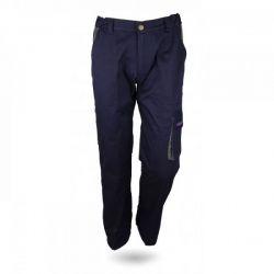 Παντελόνι Εργασίας Μπλε - Γκρί 240g/m2 GLX30