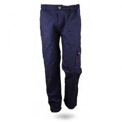 Παντελόνι Εργασίας Μπλε - Ρουά 240g/m2GLX30
