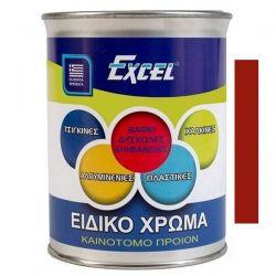 Ειδικό Χρώμα Για Δύσκολες Επιφάνειες Κεραμιδί 2,5Lit