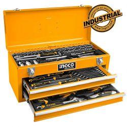 Εργαλειοθήκη Με Εργαλεία 97τεμ Ingco