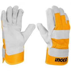 Γάντια Εργασίας Δερμάτινα XL