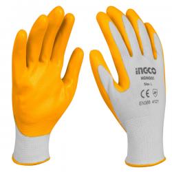 Γάντια Νιτριλίου XL Ingco
