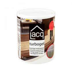 Ισχυρό καθαριστικό ξύλου 1lt Lacq Turbogel