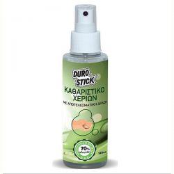 Καθαριστικό - Αντισηπτικό Χεριών 120ml DuroStick