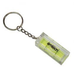 Μπρελόκ Κλειδιών με Αλφάδι Mini AmTech