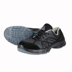 Παπούτσι Ασφαλείας S1P Μαύρο - Γκρί Με Προστασία Talan Walker