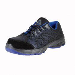 Παπούτσι Εργασίας  Μαύρο - Μπλέ Χωρίς Προστασία Talan Walker