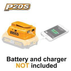 Ασύρματος Φορτιστής USB-A Li-Ion Powerbank