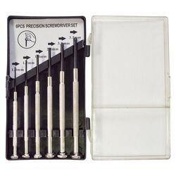 Κατσαβίδια Ακριβείας Ωρολογοποιών Σετ 6 Τεμάχια Am-Tech