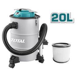 Σκούπα Στάχτης 1.200W 20Lit Total - TAVC12201