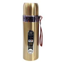 Θερμός Μεταλλικό Χρυσό 500ml Oem - 90100570034