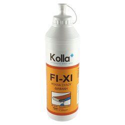 Ξυλόκολλα PVA Ισχυρή Αδιάβροχη FI-XI D3 250ml Kolla - 2610589