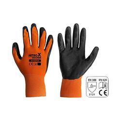 Γάντια Νιτριλίου NitroX Bradas - RWNO