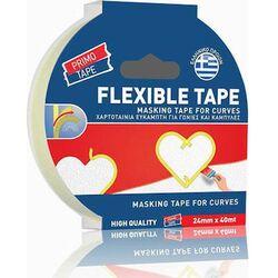 Χαρτοταινία Εύκαμπτη Selloplast 24mm x 40m Primo Tape - 280090024