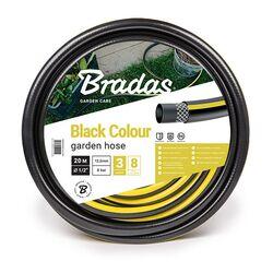 """Λάστιχο Ποτίσματος Black Colour 1/2"""" - 20m Bradas - BC1/2-20"""