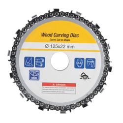 Δίσκος Κοπής Ξύλου Με Αλυσίδα WE03 5'' Plexcraft - 34900964