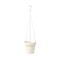 Κρεμαστή Γλάστρα Airvaso My Mood 20 Λευκό Plastecnic - 007.7772051