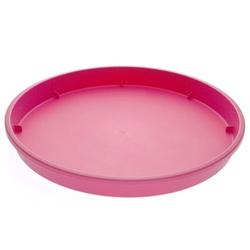 Πιάτο Γλάστρας 28 Ροζ Viomes - 023.893R
