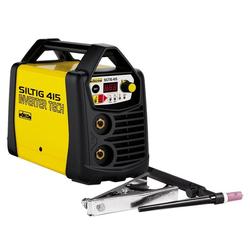 Ηλεκτροσυγκόλληση Inverter Για Ηλεκτρόδια & TIG DECA - 345SILTIG415
